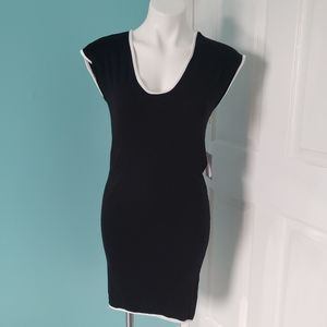 Forever 21 Contemporary Dress Black Size Small